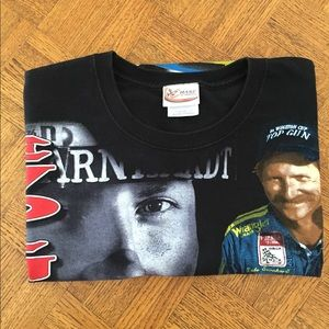 "Chase Authentics Shirts - Vintage Dale Earnhardt Evolution""The Man"" Shirt C9"